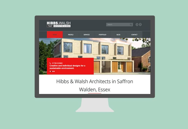 hibbs and walsh architects